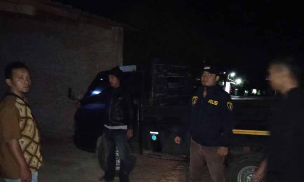 Pencurian Mobil di Pringsewu