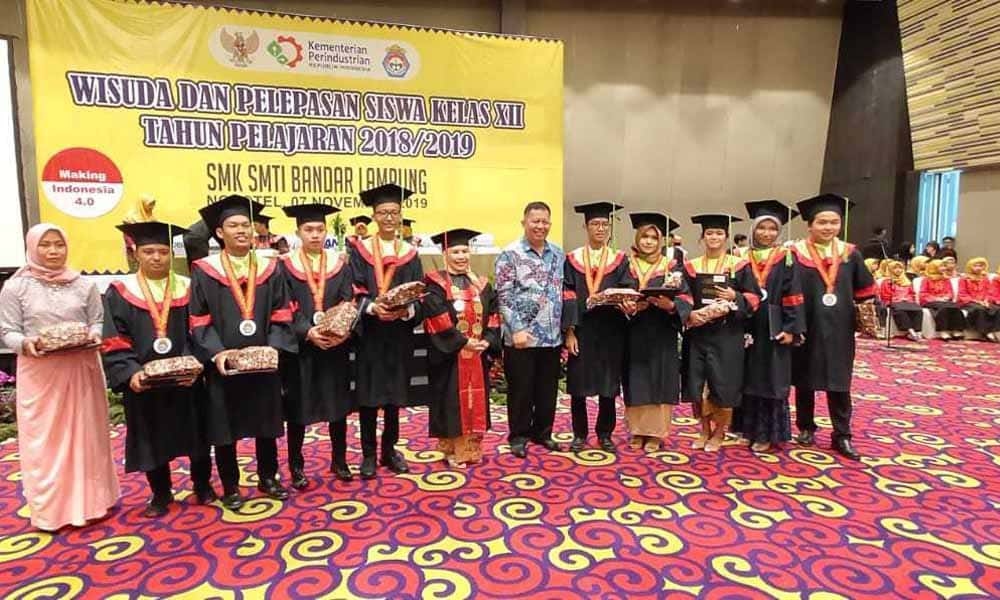 SMK SMTI Bandar Lampung