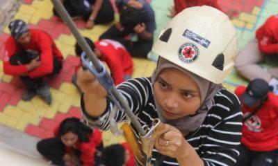 Sekolah Vertical Rescue