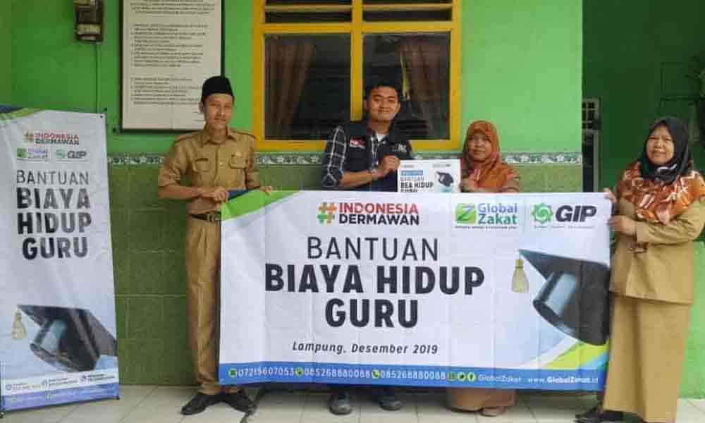Bea Guru ACT Lampung