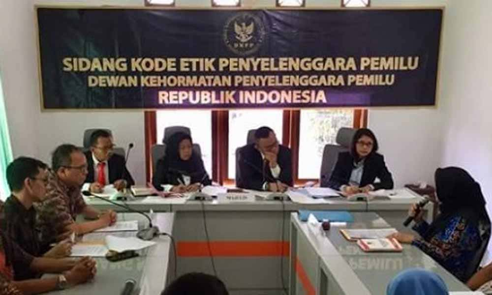 Jual Beli Jabatan KPU di Lampung