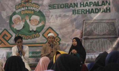 Sahabat Dhuafa Hafizh Lampung