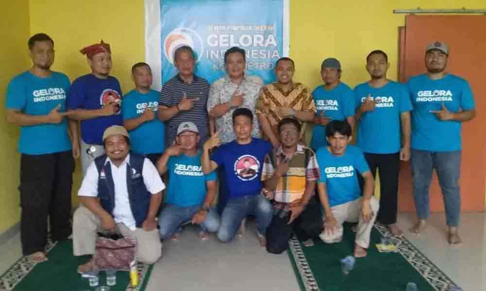 Partai Gelora Kota Metro