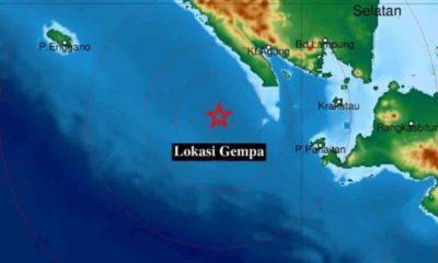 Gempa Tanggamus