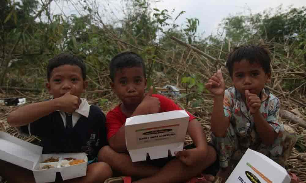 Korban Banjir Lebak Banten