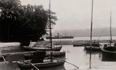 Pelabuhan di Krui