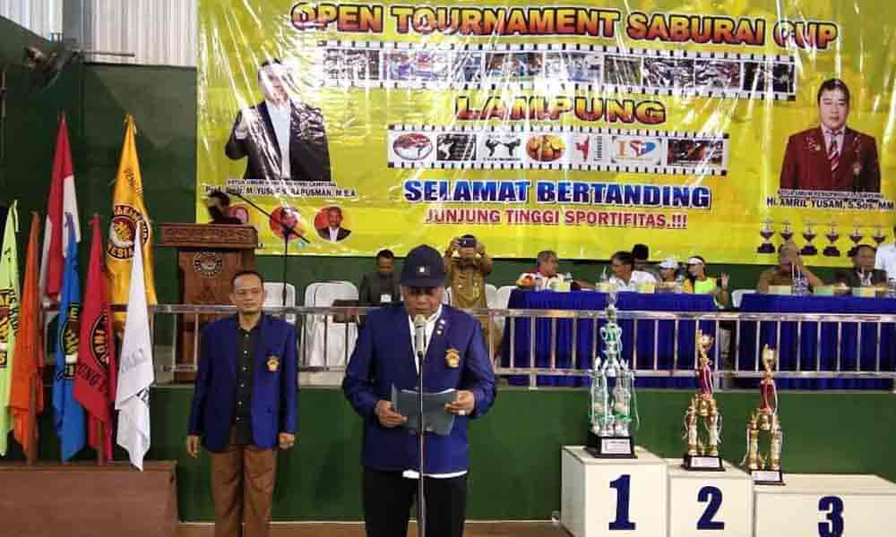 Tournamet Saburai Cup Taekwondo