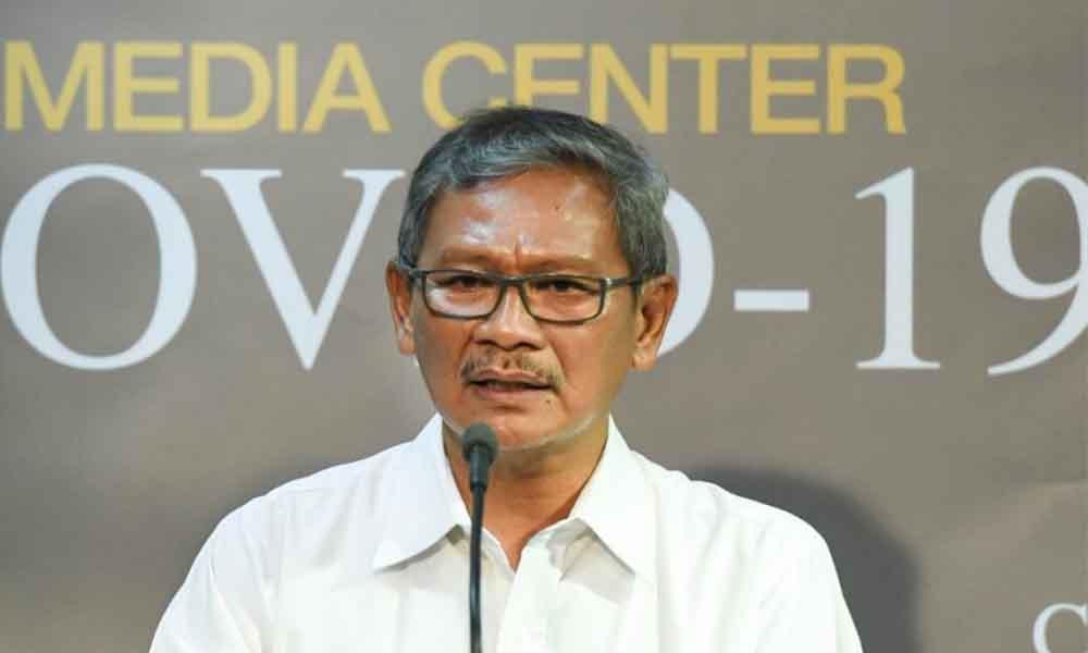 Achmad Yurianto