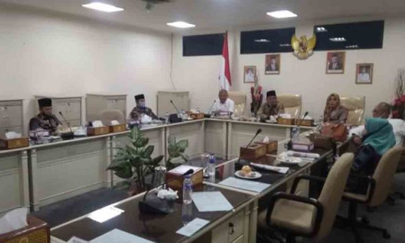 Komisi II DPRD Lampung