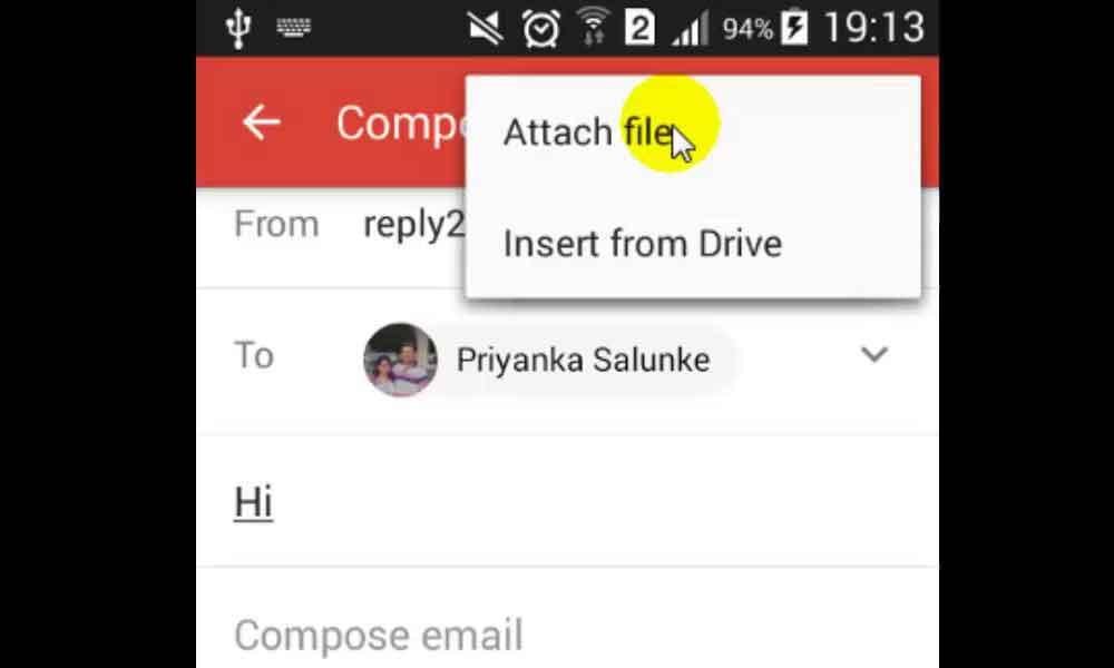 Begini Cara Mengirim Email Gmail Di Hp Dan Laptop