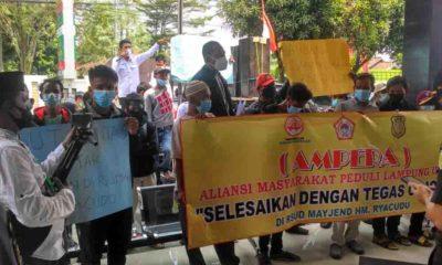 Aliansi Masyarakat Peduli Lampung Utara