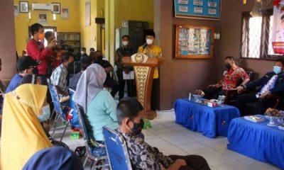 Bupati Lampung Utara Budi Utomo