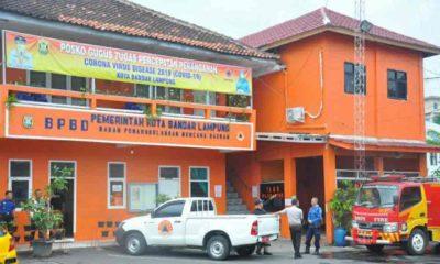 Kantor BPBD Bandar Lampung