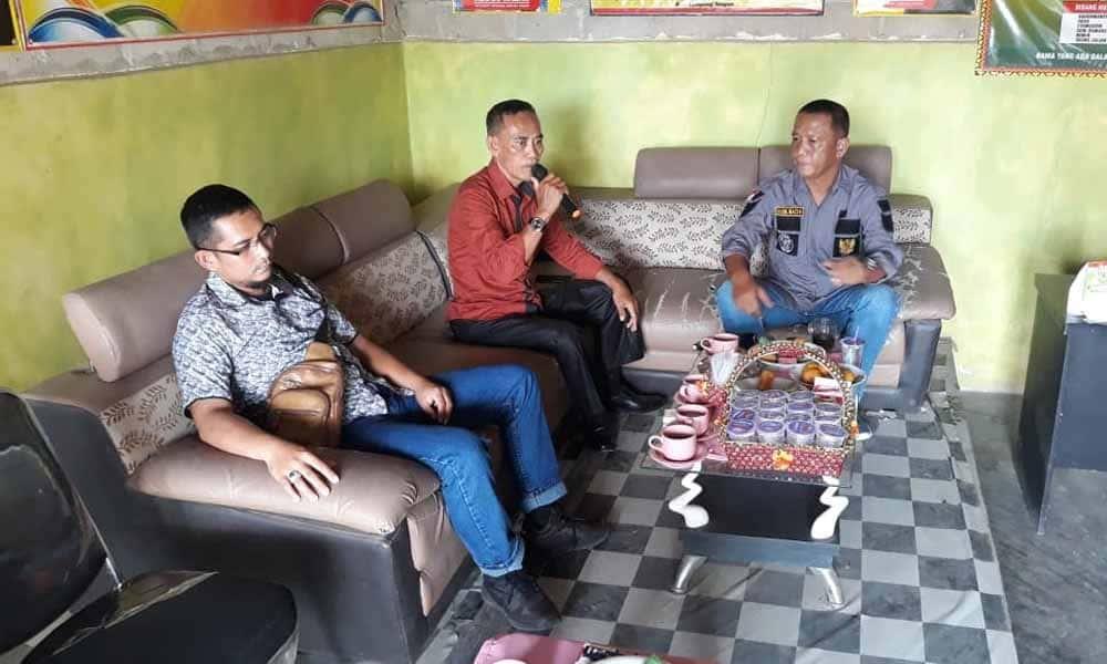 Subdit Politik Ditintelkam Polda Lampung
